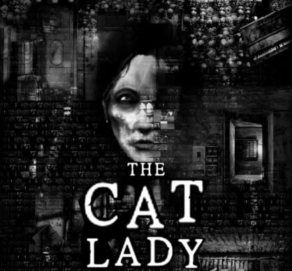 the_cat_lady_video_game_poster
